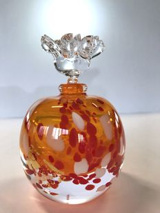 Maxence Parot - Unique bottle lumière (dated/signed)