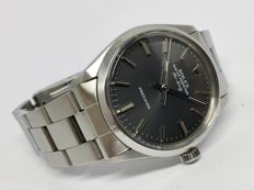 Rolex Airking Precision Steel Gray Dial Automatic 34 mm
