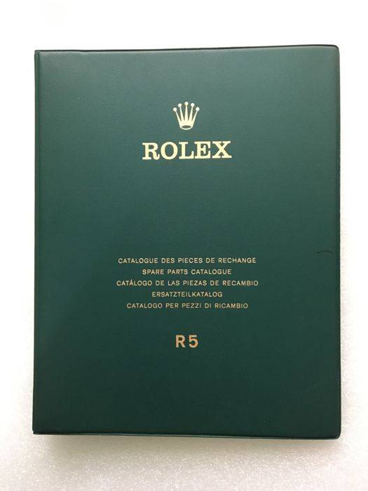 Rolex - CATALOGUE TOOL  - CATALOGUE TOOL  - Unisex - 1950-1959