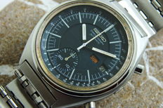 "SEIKO ""6139-7070"" *Layered Dial* Chronograph - Men's Automatic Watch - Vintage Year 1977"