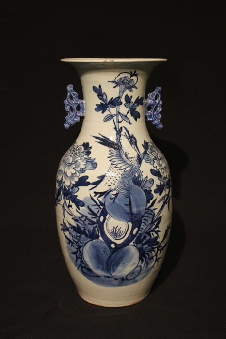 Porcelain vase - China - circa 1920