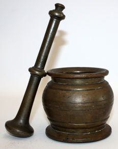 Antique mortar - 2nd half 17th century