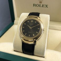 Rolex - Cellini De Luxe Yellow gold 18k Full set - Ref. 6623/8 - Men - 1990-1999
