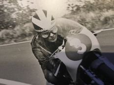 Photos - Mike Hailwood - Phil Read - 1967