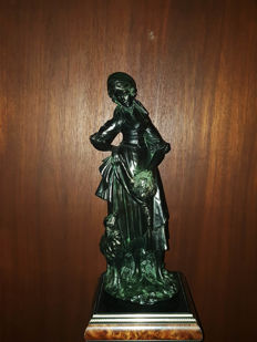 Sculpture from the 1950s - H65cm