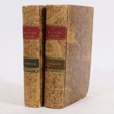 Friedrich Gottlieb Klopstock - Le Messie, poeme - 4 parts in 2 volumes - 1795