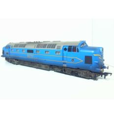 Bachmann H0 - 32-521 - Diesellocomotief - Deltic Prototype DP1 (Weathered) - Deltic