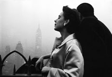 Eve Arnold (1912-2012) - Model Drusilla Beyfus, New York City, 1956