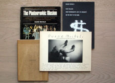 Duane Michals - lot with 4 books - 1975/2006