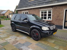 Mercedes-Benz - ML 55 AMG 7 posti - 2002