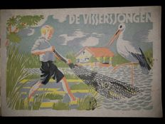 Brienen - de vissersjongen - n.d. (around 1943)