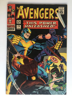 Marvel Comics - The Avengers #29 - 1x sc - (1966)