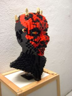 Star Wars - 10018 - Darth Maul - UCS