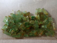 Nice Collection of Emerald Crystals - 15.50 ct
