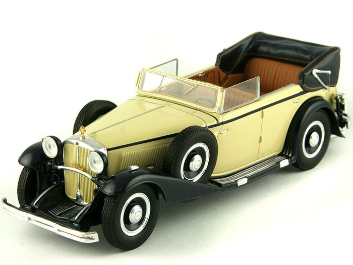 MiniChamps - 1:43 - Maybach DS8 'Zeppelin' 1932