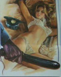 Cinema; Lot with 31 italian posters for erotic movies - 1980s