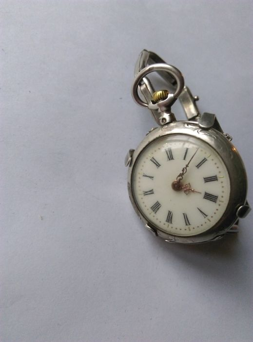 how to turn a wrist watch into a compass
