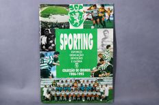 Variant Panini - Toplours - Sporting collection of stickers 1906-1995 - complete Album.