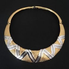 Lanvin - Couture choker necklace - Vintage