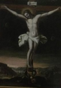 Anonymous (17th century) Crocifissione
