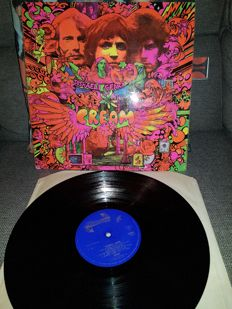Cream - Disraeli Gears LP