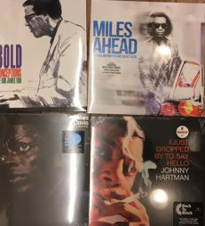 Four Amazing Jazz LP's || LImited edition || Heavyweight vinyl ||