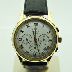 Zenith - Prime Chronograph 18K Gold - 06-0010-420 - Homme - 1990-1999