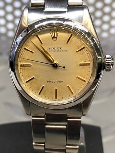 Rolex -  Oyster Precision Speedking  - 6420 - 中性 - 1960-1969