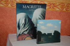 Magritte; Lot with 2 publications - 1978 / 1992