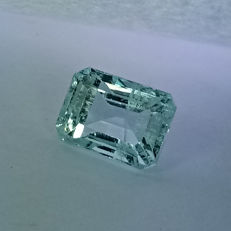 Aquamarine - 7.46 ct