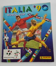 Panini - World Cup 90 Italia - Complete album