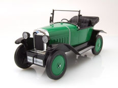 MCG - Scale 1/18 - Opel 4 PS Laubfrosch RHD 1922 - Green