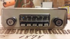 Blaupunkt Radio for Citroen DS with FM new panel of the period NOS