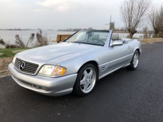 Mercedes-Benz - SL500 - 1999