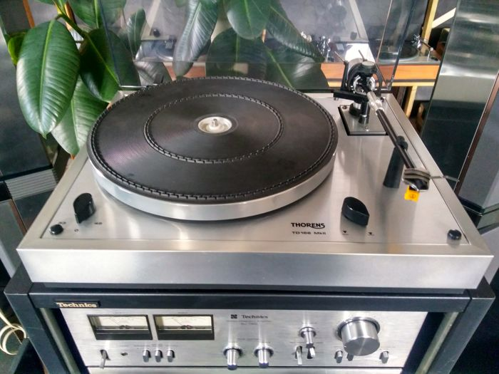 Thorens TD 166 MK2, real world class high end , With new cartridge -  Catawiki
