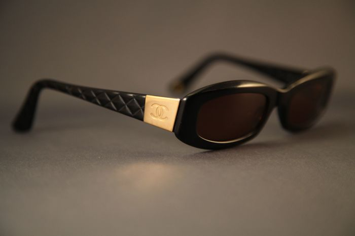 a4b53dda350b1 Chanel - C501 91 Sunglasses - Vintage - Catawiki