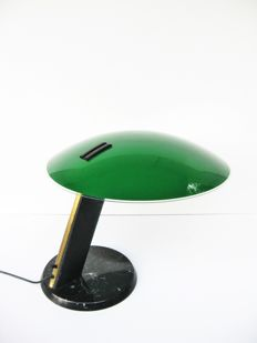 Bruno Gecchelin - Oluce - Table lamp, Perla model