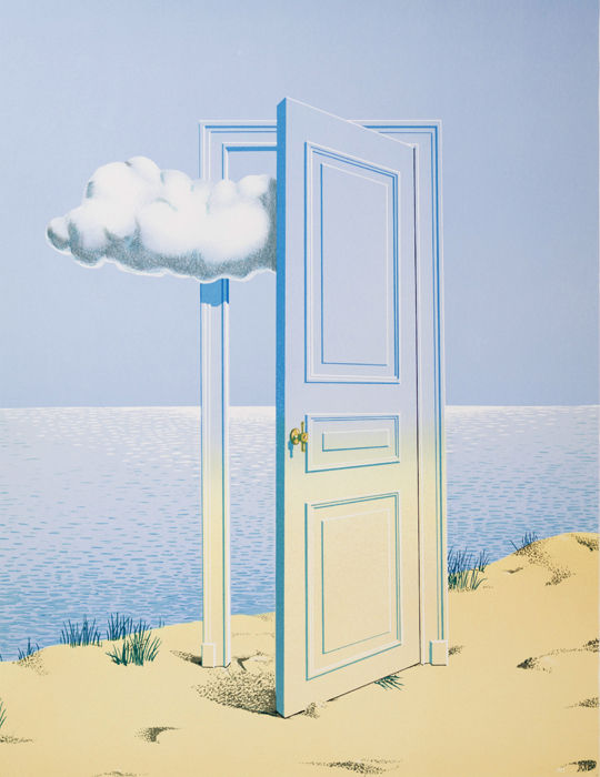 René Magritte (after) - La Victoire (The Victory)