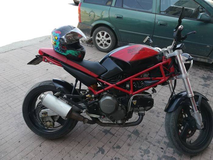 Ducati Monster 600 Cc 1998 Catawiki