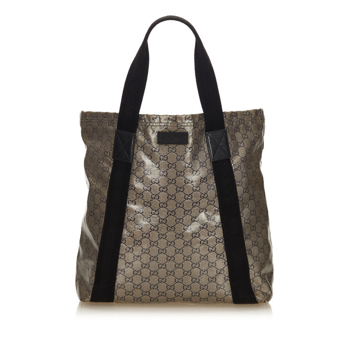 Gucci - Guccissima Coated Canvas Tote Bag
