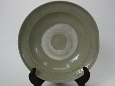 Celadon plate - China - 960–1279 (Song period)