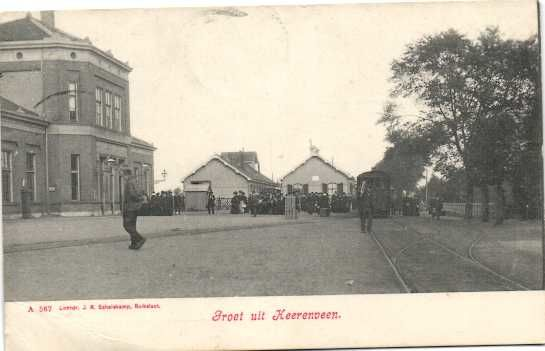 Heerenveen (Dutch province of Friesland) 30x (with very old cards and some picture postcards)