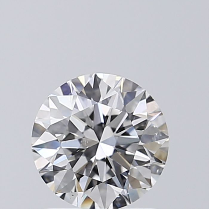 1 pcs Diamante - 0.40 ct - Brillante - G - VS2
