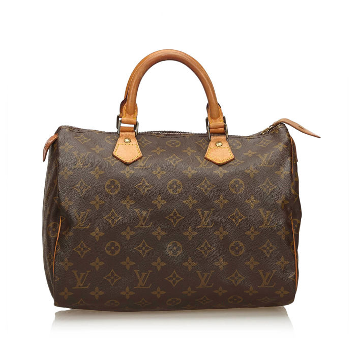 Louis Vuitton - Monogram Speedy 30