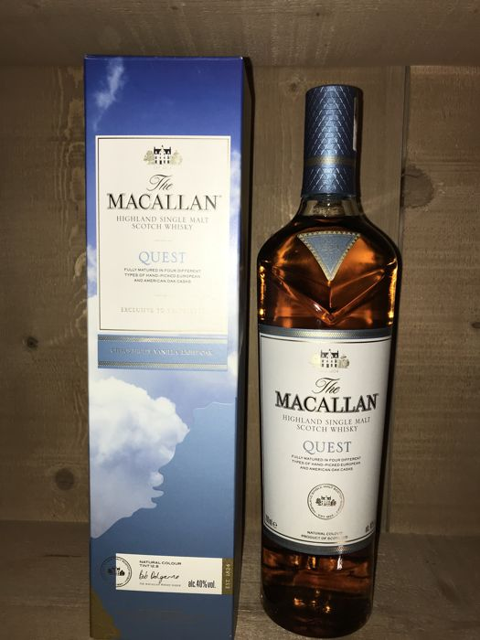 Macallan Quest - 70cl
