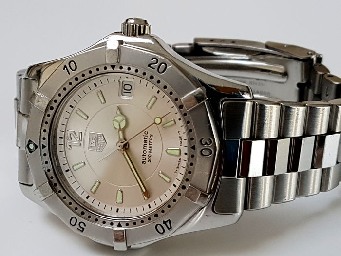 TAG Heuer - 2000 Series Automatic 200m - Ref. WK2116 - Men - 2011-present