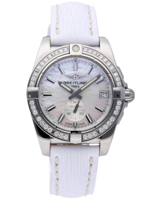 Breitling - Galactic 36 Automatic Steel - A3733053/A788 - Unisex - 2020