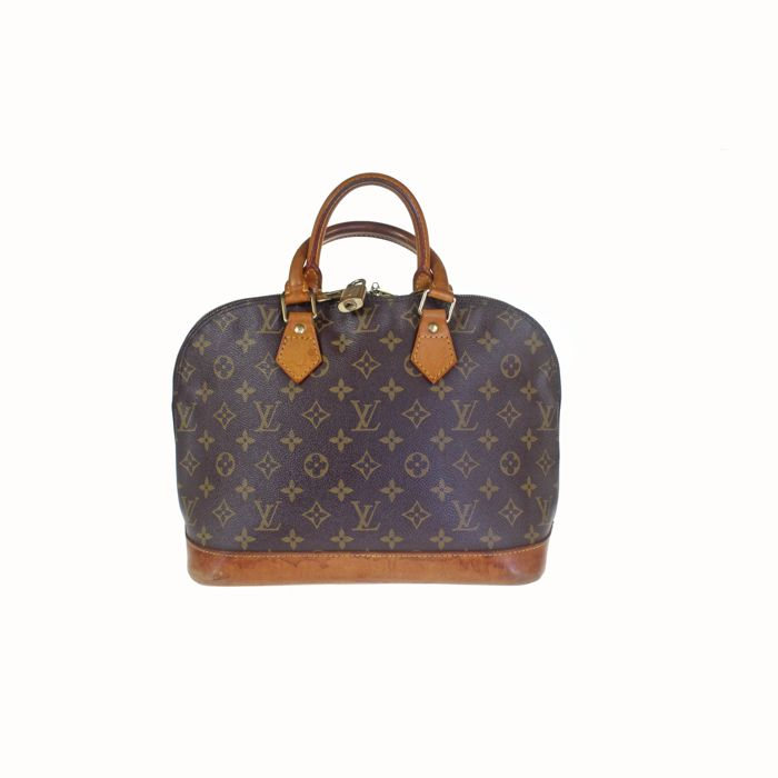 0e46808f0f03 Louis Vuitton - MONOGRAM ALMA PM Handbag - Catawiki