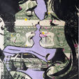 Street Art Auction (Art on Currency)