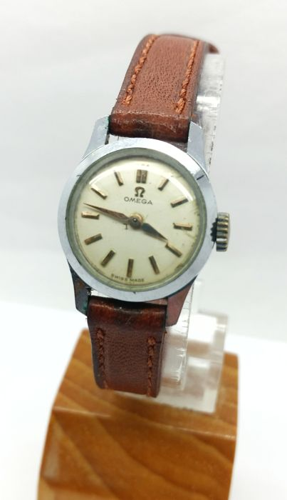 Omega - antique wristwatch - ¨NO RESERVE PRICE¨ - cal.245 - Mujer - 1950-1959
